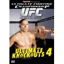 DVD UFC Ultimate KO vol.4