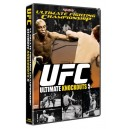 DVD UFC Ultimate KO vol.5