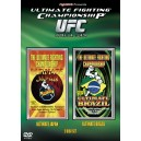 DVD UFC Ultimate Japan et Brasil