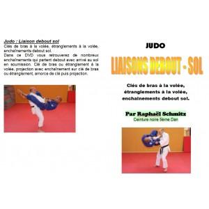 technique debout judo