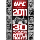 DVD best of  UFC 2011